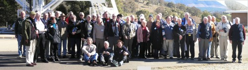 HSK people at Tidbinbilla