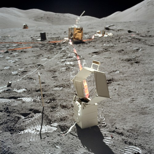 Apollo 17 Lunar Surface Gravimeter