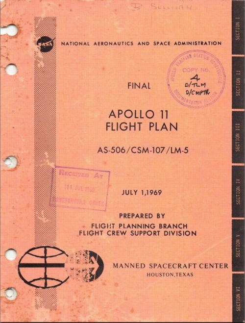 apollo flight plan - photo #5