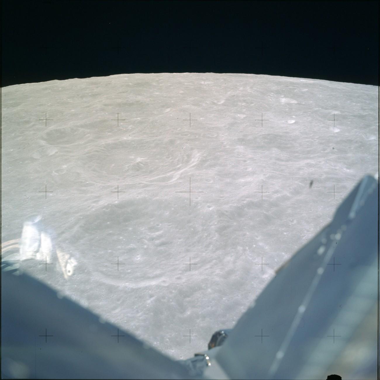 Approaching Landing Site