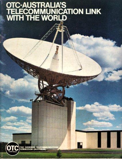 OTC Moree Earth Station
