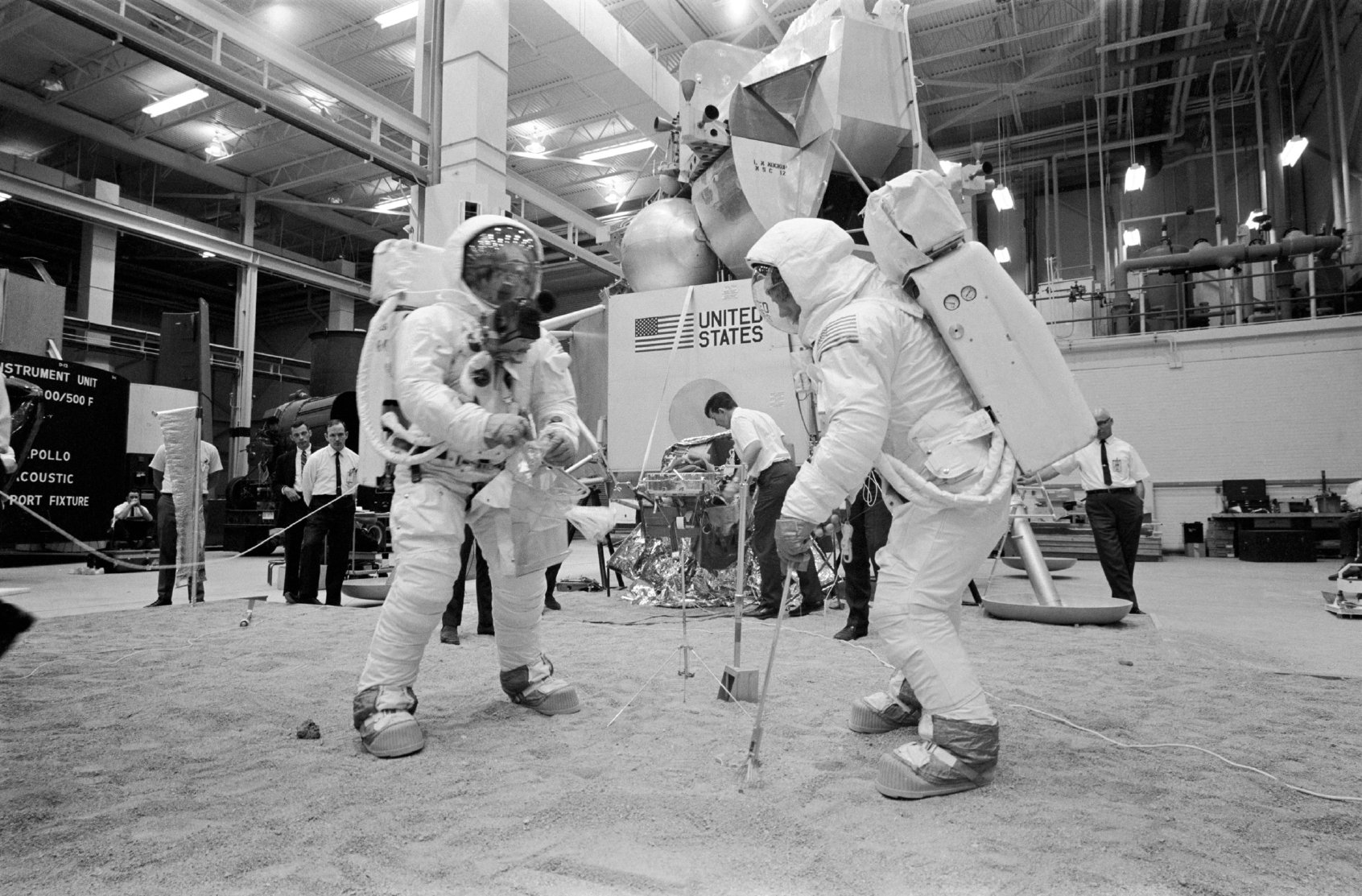 neil armstrong astronaut training - photo #18