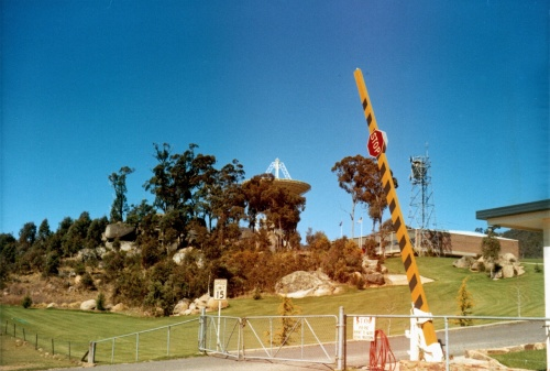 Honeysuckle main gate 1971
