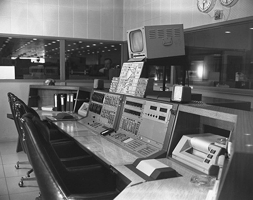 The OPerations Console
