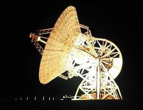 Antenna by night