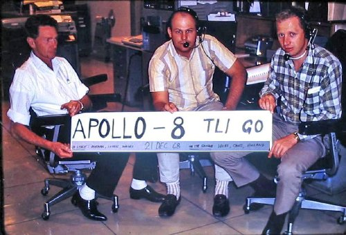 Apollo 8 TLI