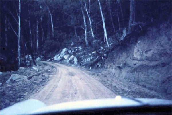 Ina Hahn's photos of the road