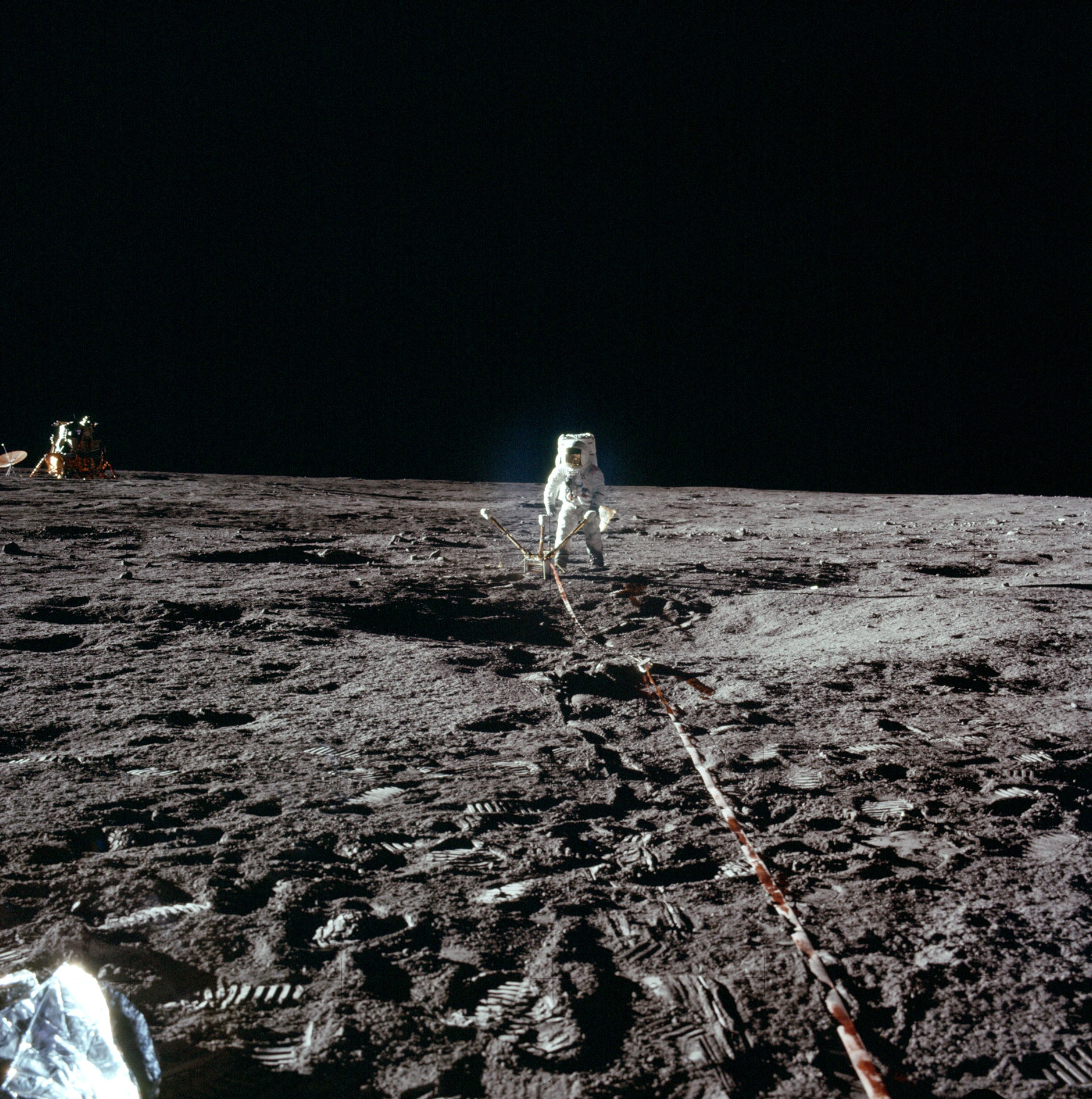 Apollo 12 Lightning (page 4) - Pics about space