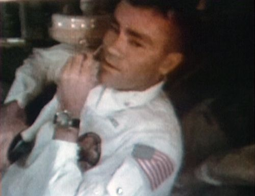 Apollo 13 TV broadcast