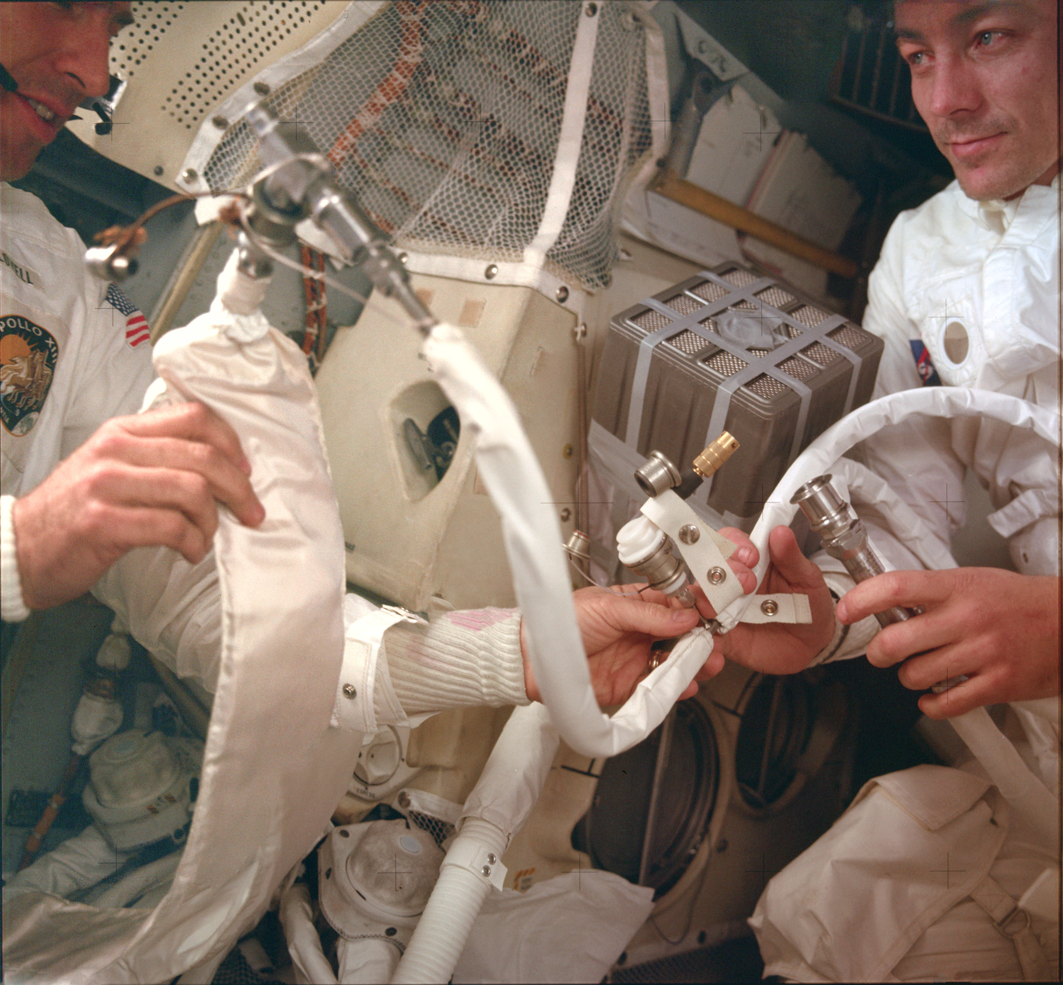 apollo 13 essay questions Apollo 13 essaysthe film, apollo 13, presents many different arguments the  movie is set in the 1960's and is about apollo 13's mission to land on the moon.