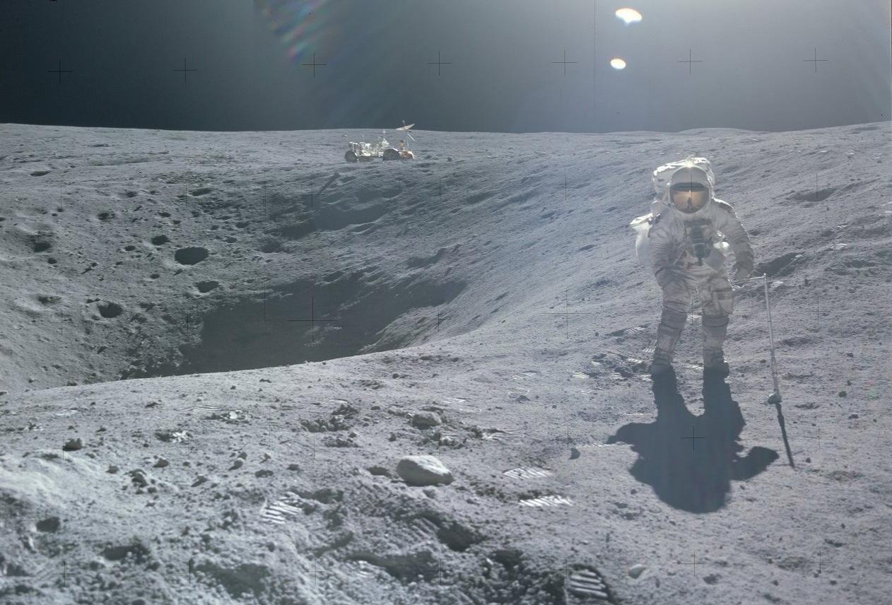 Apollo 16 Essay