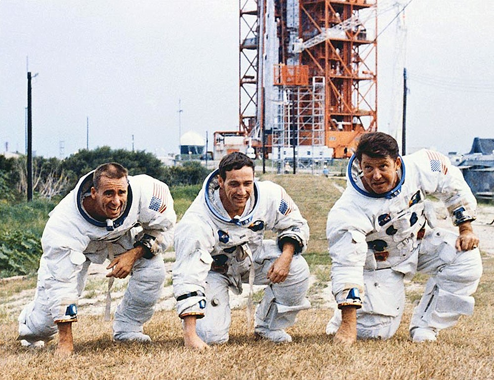 nasa apollo 7 crew - photo #19