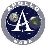 Apollo 11 40th anniversary logo