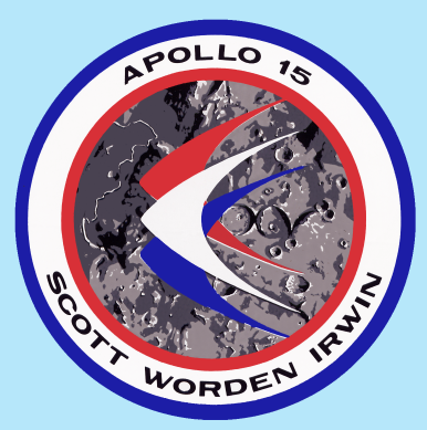 Apollo 15 logo