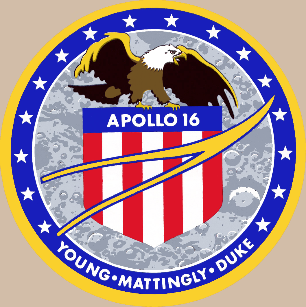 apollo essay apollo 16 logo