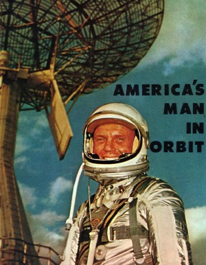 America's Man in Orbit
