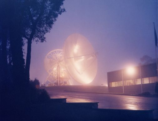 The Antenna in fog